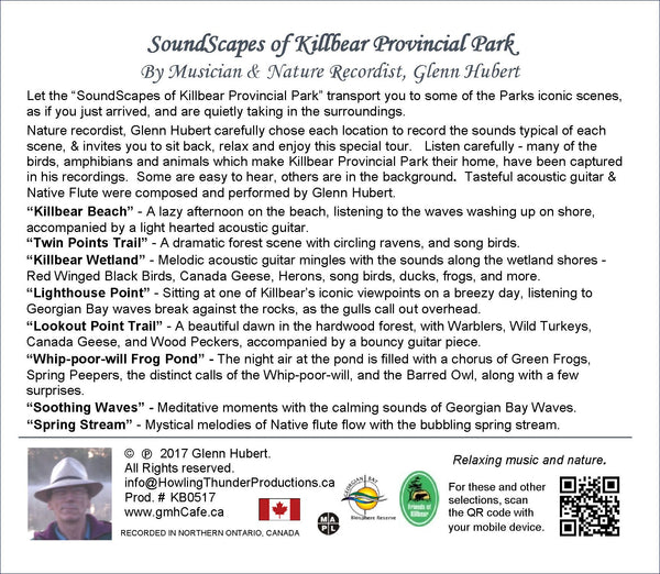 SoundScapes of Killbear Provincial Park