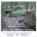 Spring Awakenings Glenn Hubert CD front