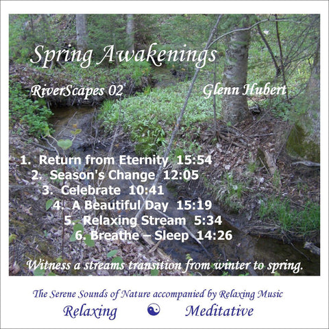 Spring Awakenings - Digital Download