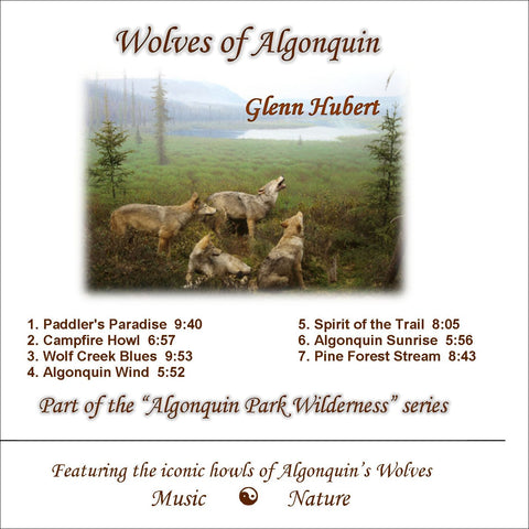 Wolves of Algonquin - Digital Download