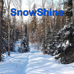 SnowShine is an acoustic guitar piece composed to enhance relaxation.  By Glenn Hubert