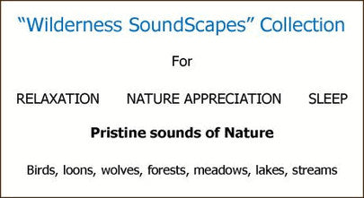 The Wilderness SoundScapes Collection