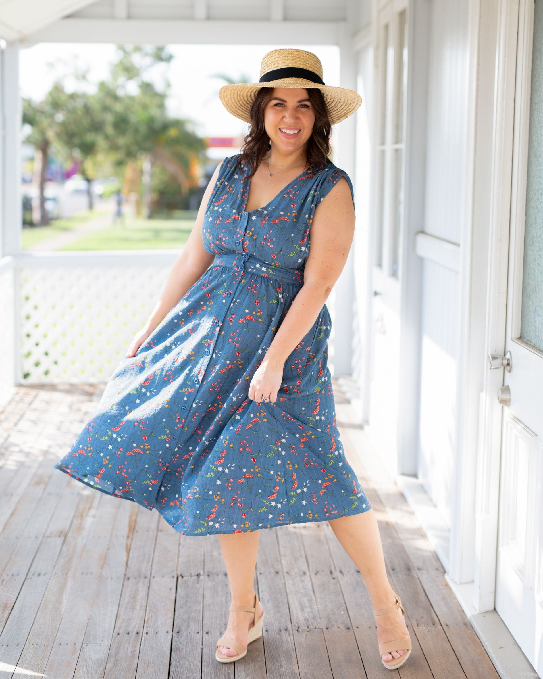 Summery Dresses For Breastfeeding Mums | Moolk