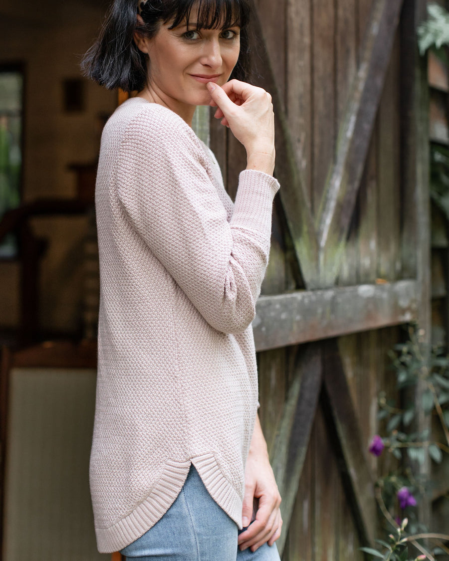 The Original Breastfeeding Knit | MOOLK