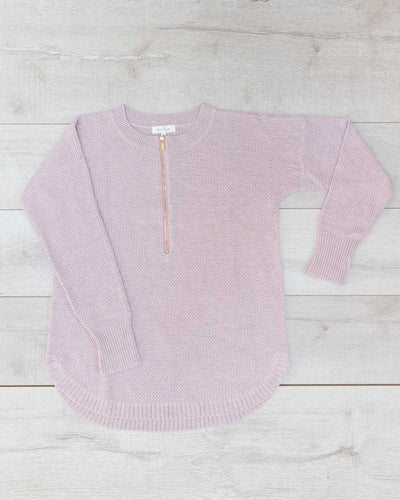 Kempsey Knit - Barely Blush