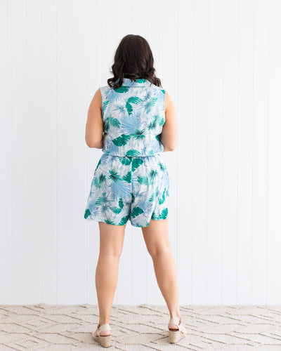 Breastfeeding Friendly Playsuit for Summer   |   MOOLK