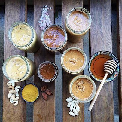 Nut Yet? Locally handcrafted nut butters