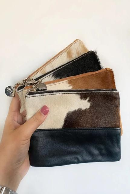 ADA Coin Purse - Bare Leather