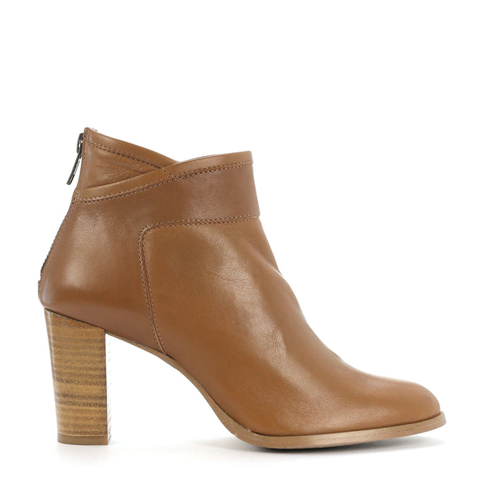 Valeria Grossi Club Boot - Brandy