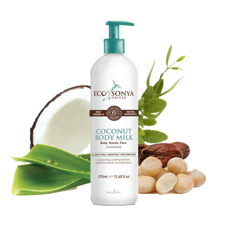 Coconut Body Milk