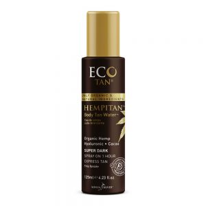 Eco Tan Hempitan Body Tan Water- 1HR Express