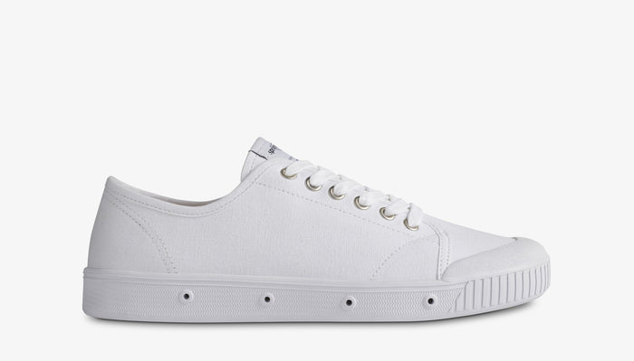Classic Canvas / White -Spring Court G2S 1001