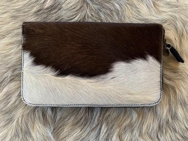 MOO Travel Wallet BARE Leather
