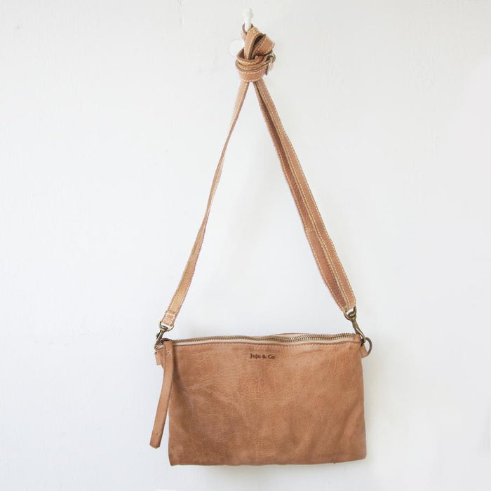 Monterey Crossbody Small - Tan