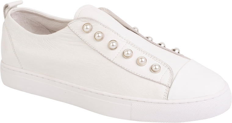 Pearl Shoe – Cream