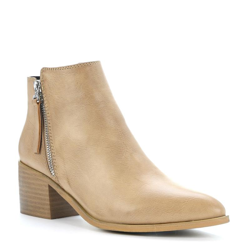 Los Cabos Pistola Boot - Taupe