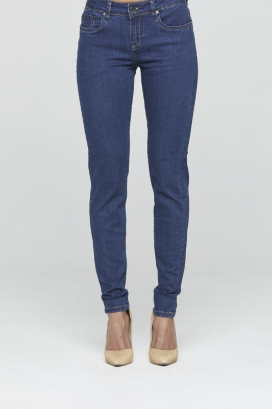 Gatwick High Rise Denim