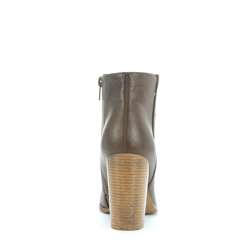 Los Cabos Swoon Boot - Mocha