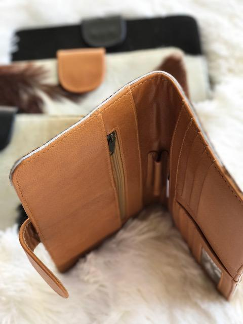 ZEPHYR Wallet - BARE Leather
