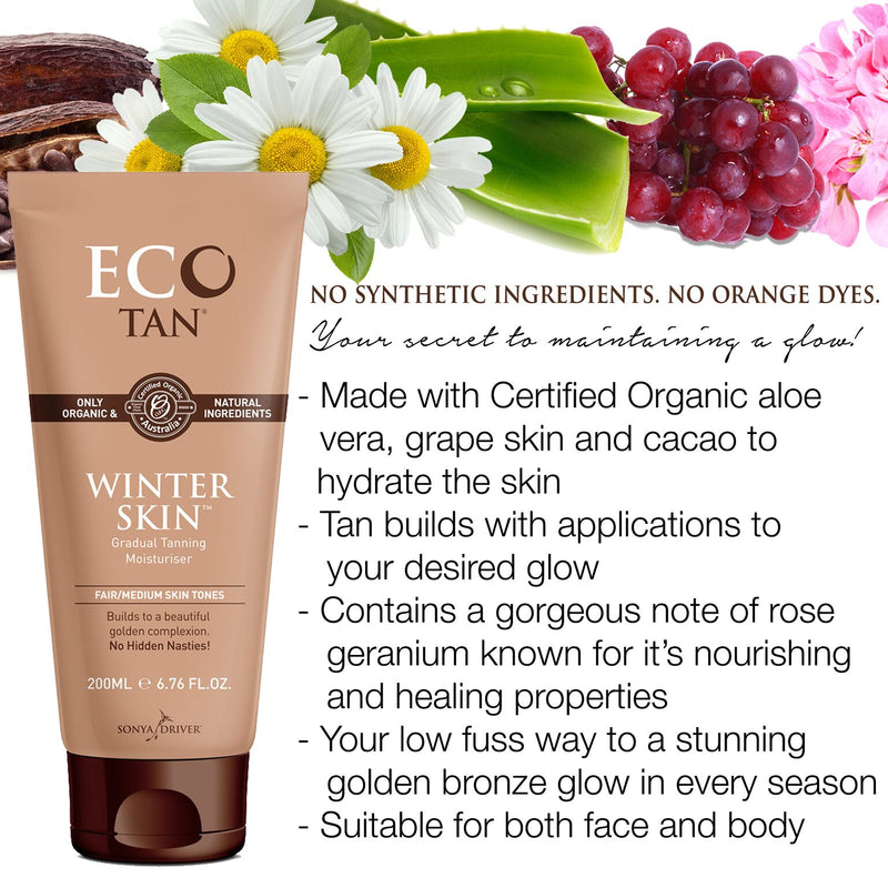 Eco Tan Cacao Winter Skin