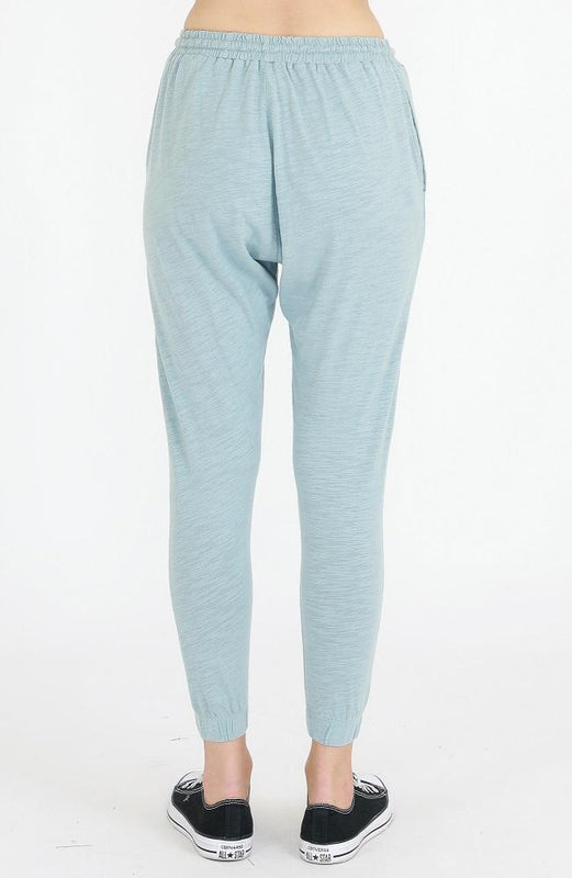 Bondi Jogger - Mint Blue