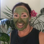 Eco Tan Face Compost Mask