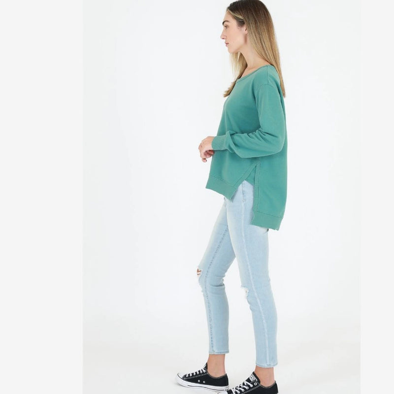 Ulverstone Sweater - Sea Green
