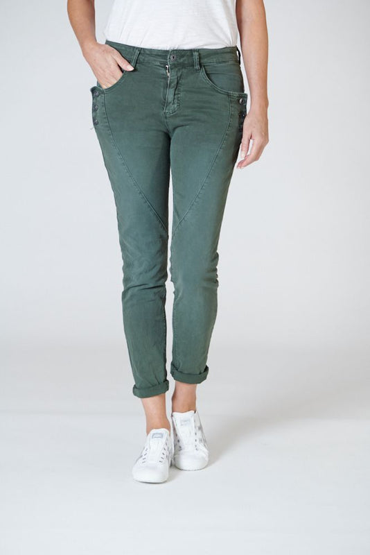 LIBERATION JEAN IN KHAKI
