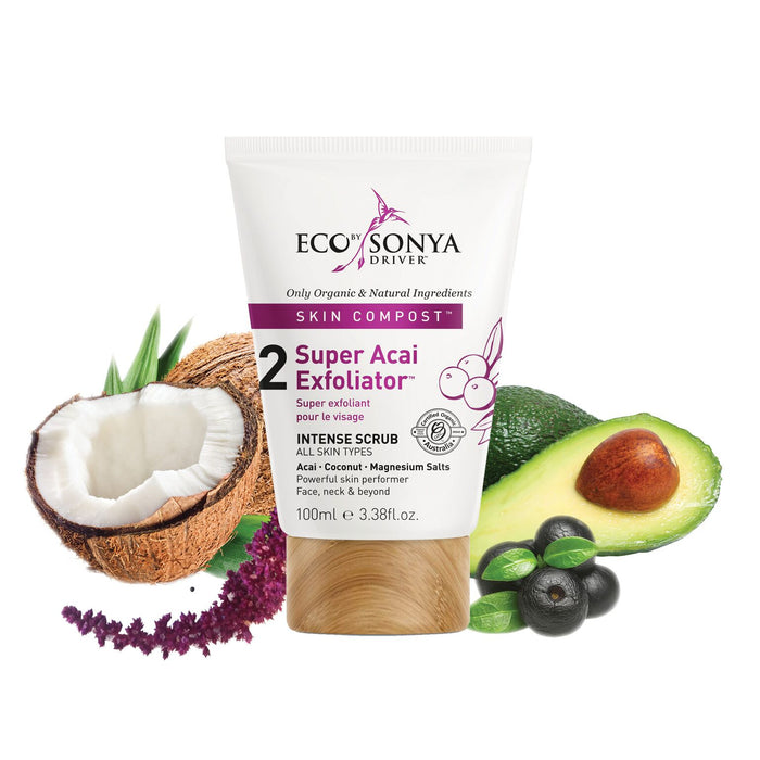 Eco Tan Super Acai Exfoliator