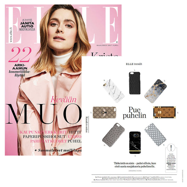 ELLE Finland / March 17