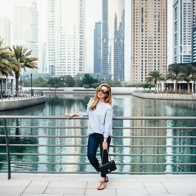 The Best of Dubai with Jenni Ukkonen