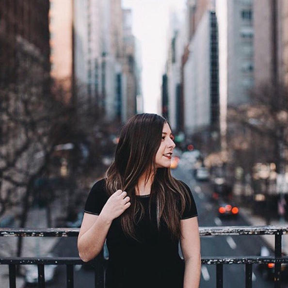 New York City Scenes With Melissa Male