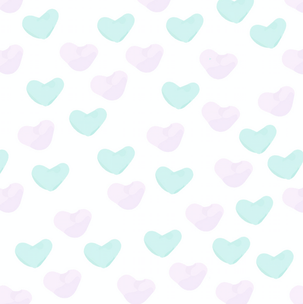 PASTEL HEARTS TECH WALLPAPERS