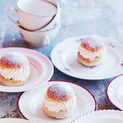 Recipe: Swedish Semla