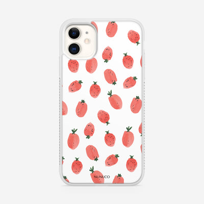 Strawberry Milk iPhone Case