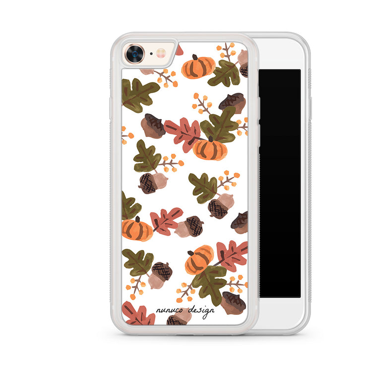 nunuco-design-company - Pumpkin iPhone Case - Cases