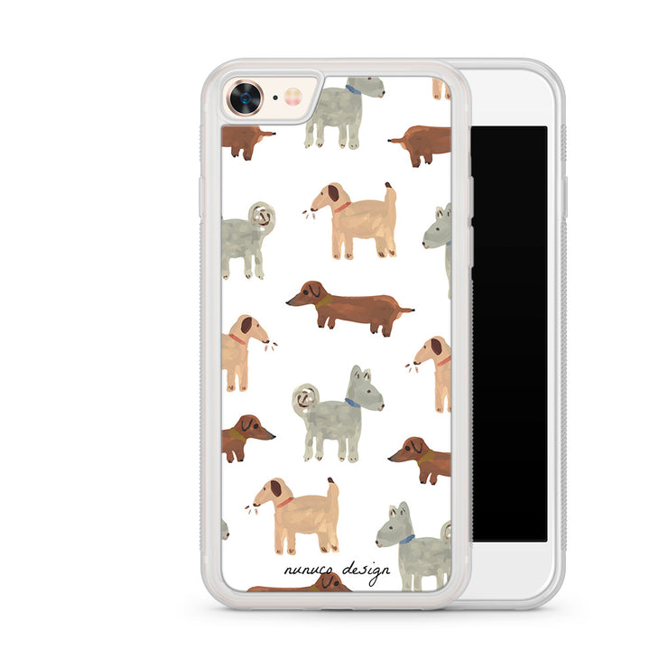 Puppy iPhone Case
