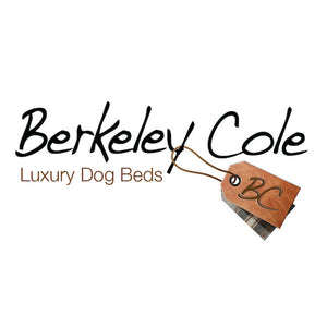 Luxury dog bed components arrive at Berkeley Cole's South Wales factory