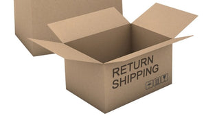 Berkeley Cole - Return Shipping Costs
