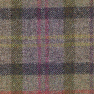 Celtic Thistle Wool Plaid - Berkeley Cole Luxury Pet Bed Fabrics
