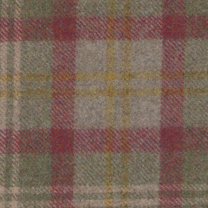 Mountain View Wool Plaid - Berkeley Cole Luxury Pet Bed Fabrics