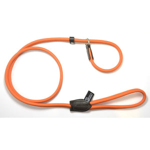 D&H Rolled Leather Slip Lead