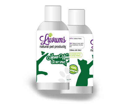 Luvums Meow Wow Cat Nip Spray™
