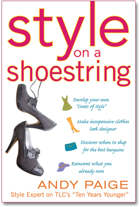 Style On A Shoestring (audiobook)