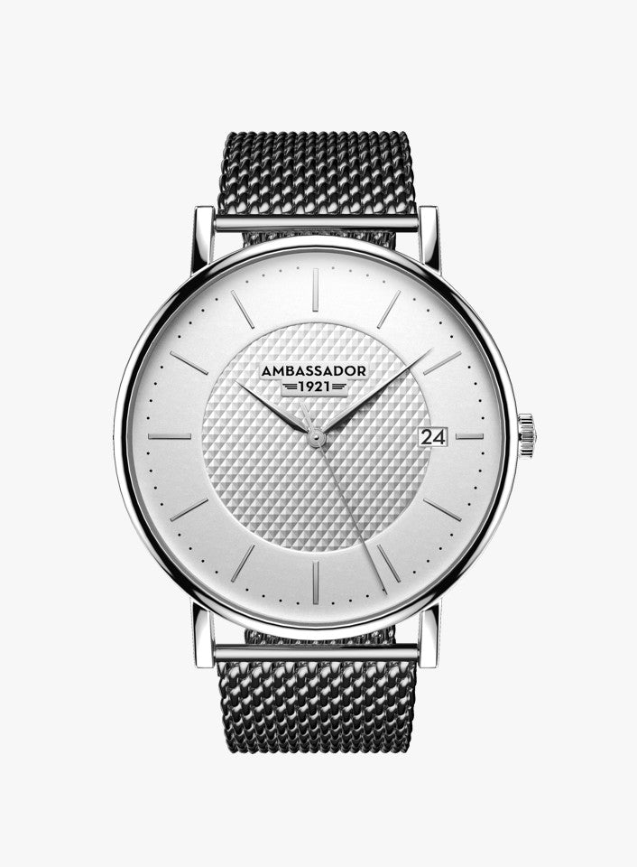 Heritage 1921 – Silver Mesh