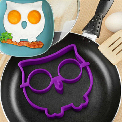 Owl Fried Egg Shaper
