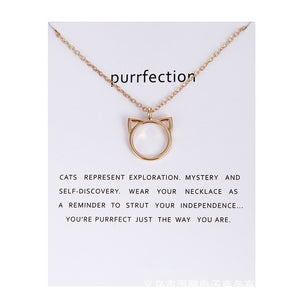 Puurfection Necklace (Free + Shipping)
