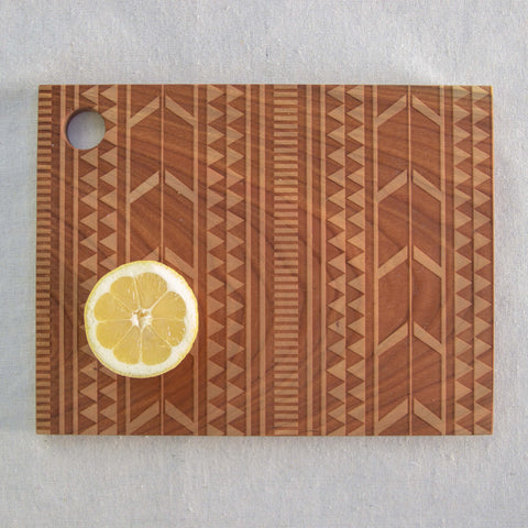 Cutting Board (Tribal) - Mainland Revival LLC.