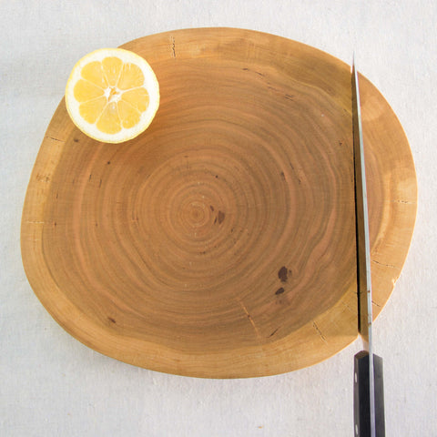 Cutting Board With Live Edge - Mainland Revival LLC.