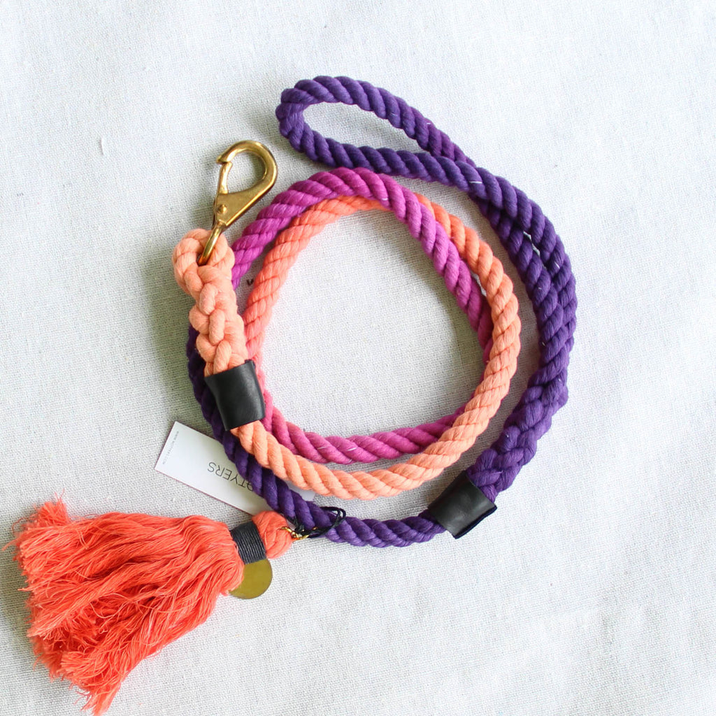 Dog Leash (Flare) - Mainland Revival LLC.